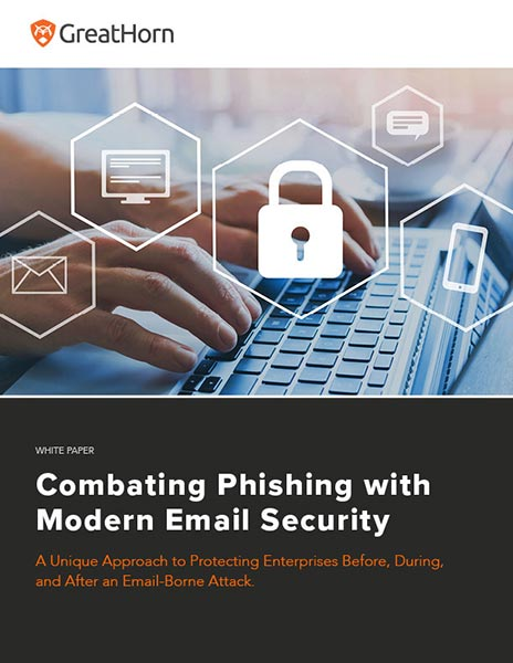 Combating Advanced Phishing Attacks with Modern Cloud Email Security