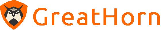 GreatHorn Logo 2017 - Orange-1