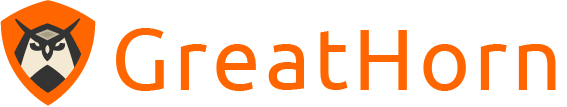 GreatHorn Logo 2017 - Orange-1
