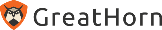 GreatHorn Logo 2017 - Orange.png