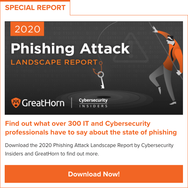 2020 Phishing Attack Landscape Report